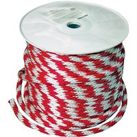 Wellington 46411 Multi-Filament Solid Braided Derby Rope