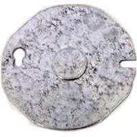 Hubbell 703 Round Flat Ceiling Pan Cover