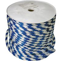 Wellington 46406 Multi-Filament Solid Braided Derby Rope