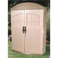 Life Scape Highboy Storage Shed