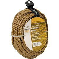 Wellington 25662 Twisted Spliceable Unmanila Rope