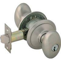 Schlage F51 Siena Entry Knob Lock