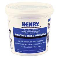 WW Henry 12344 Cove Base Adhesive