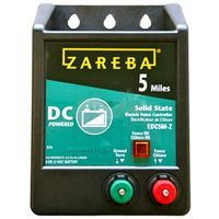 Zareba EDC5M-Z/B5 Solid State Electric Fence Charger