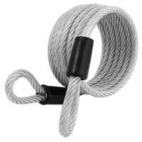 Master Lock 65D Self-Coiling Flexible Cable Lock