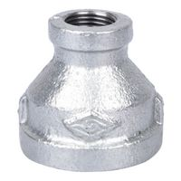 World Wide Sourcing PPG240-25X10 Galv Pipe Fitting