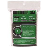 3M 10116 Rectangular? Steel Wool Pad