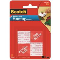 3M 108 Scotch Mounting Squares