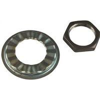 Plumb Pak PP800-88 Fit Faucet Locknut and Rosette