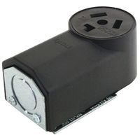 Cooper 125 Dryer Electrical Receptacle