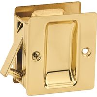 Kwikset Signature 332 3CP Reversible Rectangular Door Lock