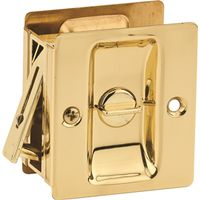 Kwikset Signature 333 3CP Reversible Door Lock