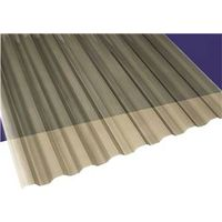Suntuff 101930 Translucent Corrugated Panel