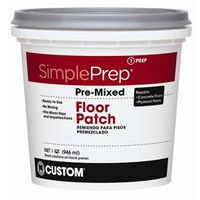 SimplePrep FPQT Pre?Mixed?Floor?Patch