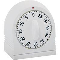 TIMER LONG-RING WHT 60MIN