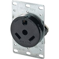 Arrow Hart 1263-BOX  Power Receptacle