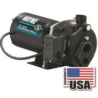 Wayne Pumps CWS75 Deep Well Jet Pumps