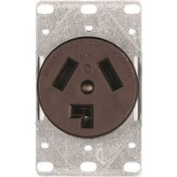 Arrow Hart 38B Non-Grounded  Electrical Receptacle