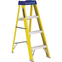 Louisville FS2004 Commercial Step Ladder