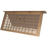 Bestvents PMD-1BROWN Push/Pull Foundation Vent