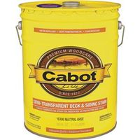 Cabot 16300 Oil Based Deck and Siding Stain
