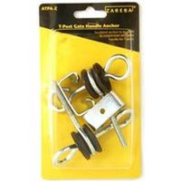 Zareba ATPA-Z Screw-In T-Post Gate Handle Anchor
