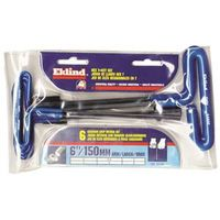 Eklind 55166 T-Loop Handle Short Arm Hex Key Set