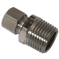 Plumb Pak PP74PCLF Straight Pipe to Tube Adapter