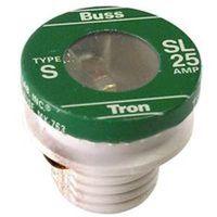 Bussmann SL Time Delay Plug Fuse