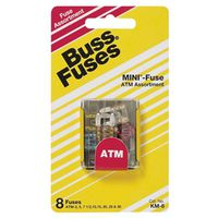 Bussmann KM Fast Acting Mini-Blade Fuse Kit