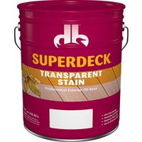 Superdeck DB0019015-20 Transparent Wood Stain