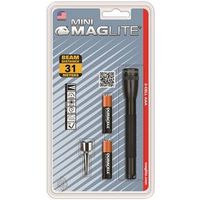Mini Maglite M3A016 Water Resistant Flashlight