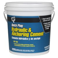 Quick Plug 14090 Hydraulic and Anchoring Cement