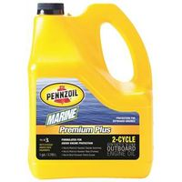Marine Plus 550022757/5073655 2-Cycle Outboard Engine Oil
