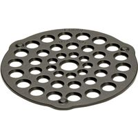 Lodge L8DOT3 Pre-Seasoned Rustproof Meat Rack/Trivet