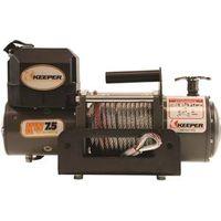 Hampton KW75122RM Portable Electric Winch