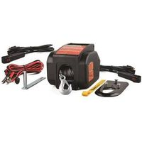 Hampton KWSL2000RM Portable Electric Winch