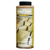 Quikrete 1317-02 Cement Color