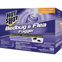 Hot Shot HG-95911 Bedbug and Flea Fogger