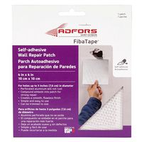 Saint-Gobain FDW6836-U Fibatape Wall/Ceiling Repair Patches