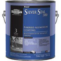 Gardner-Gibson 6211-GA Silver Dollar Aluminum Roof Coating