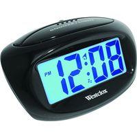 Westclox 70043X Compact Large Alarm Clock