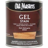 Old Masters 81104 Oil Based Gel Stain