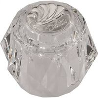 Delta 600 Crystal Faucet Knob Handle