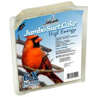 Heath Outdoor DD-2 All Season Suet Cake