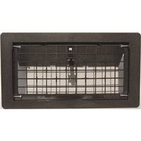 Bestvents 500BL Manual Foundation Vent with Damper
