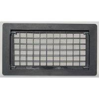 Bestvents 510BL Open Air Grille Foundation Vent
