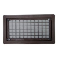 Bestvents 510BR Open Air Grille Foundation Vent