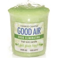 Good Air Just Plain Fresh Sample Votive Candle
