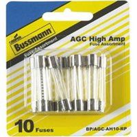 Bussmann BP/AGC-AH10-RP High Amperage Assortment Automotive Fuse Kit